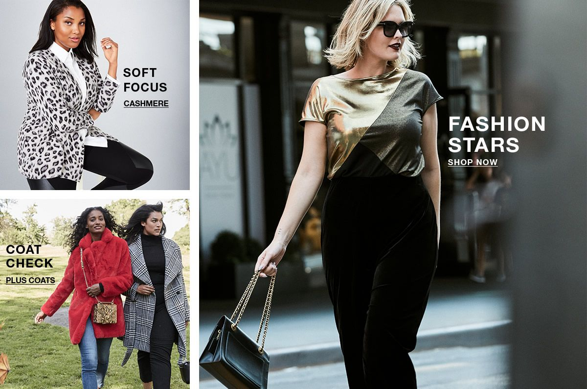 Soft Focus, Cashmere, Coat Check Plus Coats, Fashion Stars, Shop Now
