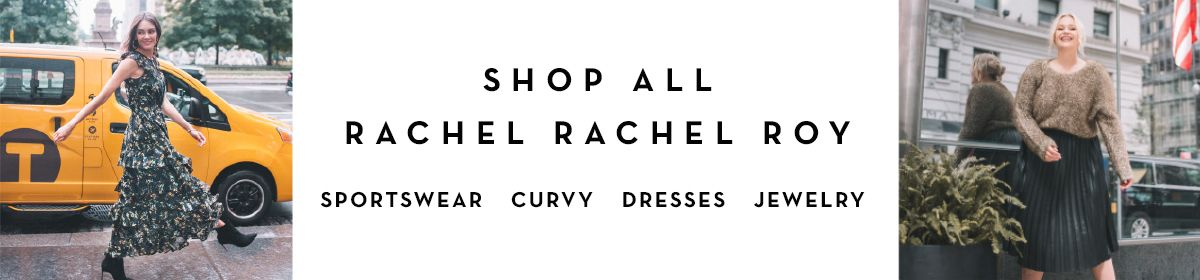Shop All Rachel Rachel Roy,Sportswear, Curvy, Dresses, Jewelry