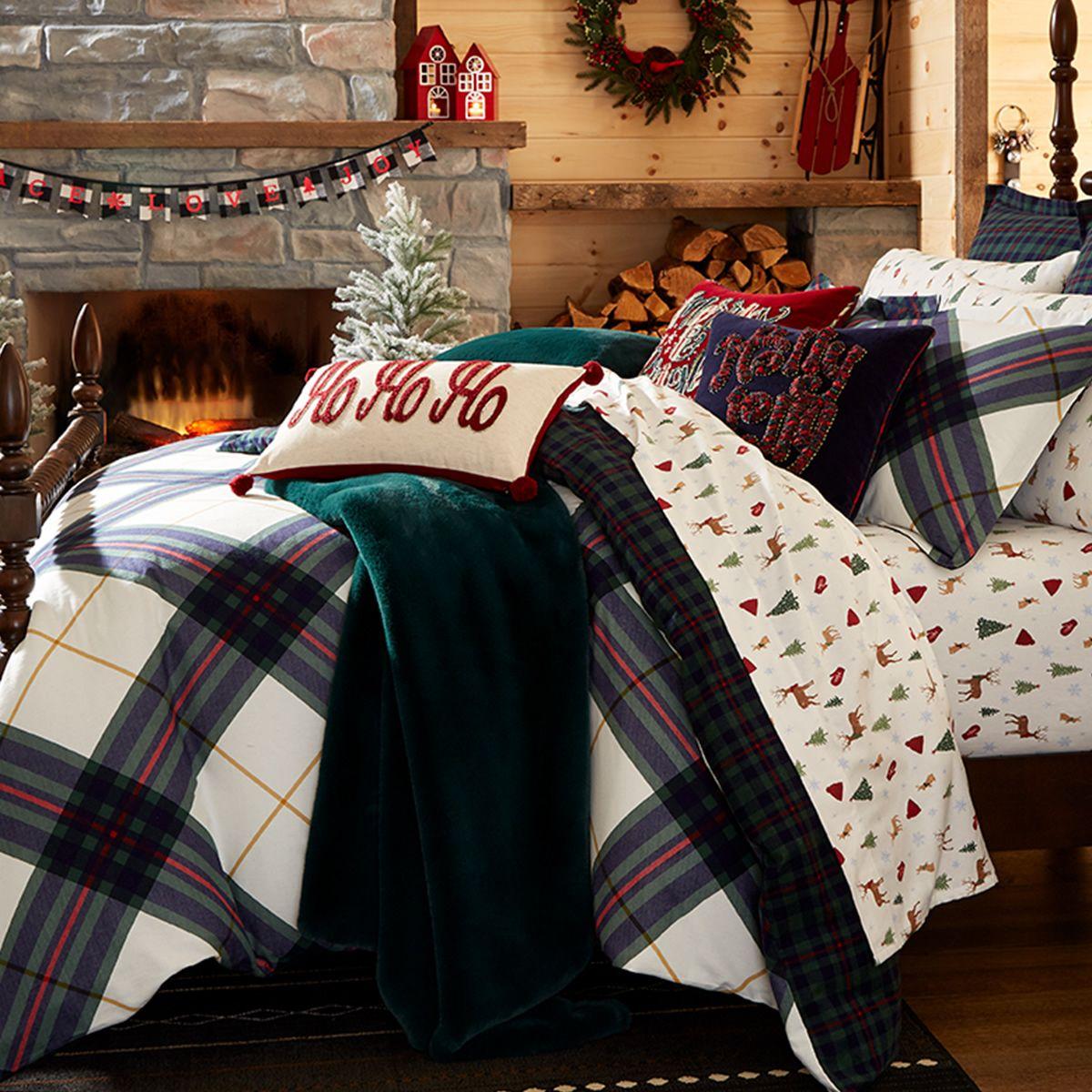 Flannel Bedding