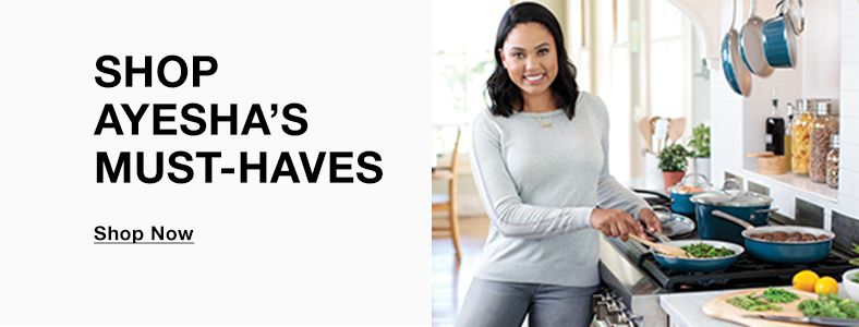 Shop Ayesha's Must-Haves, Shop Now