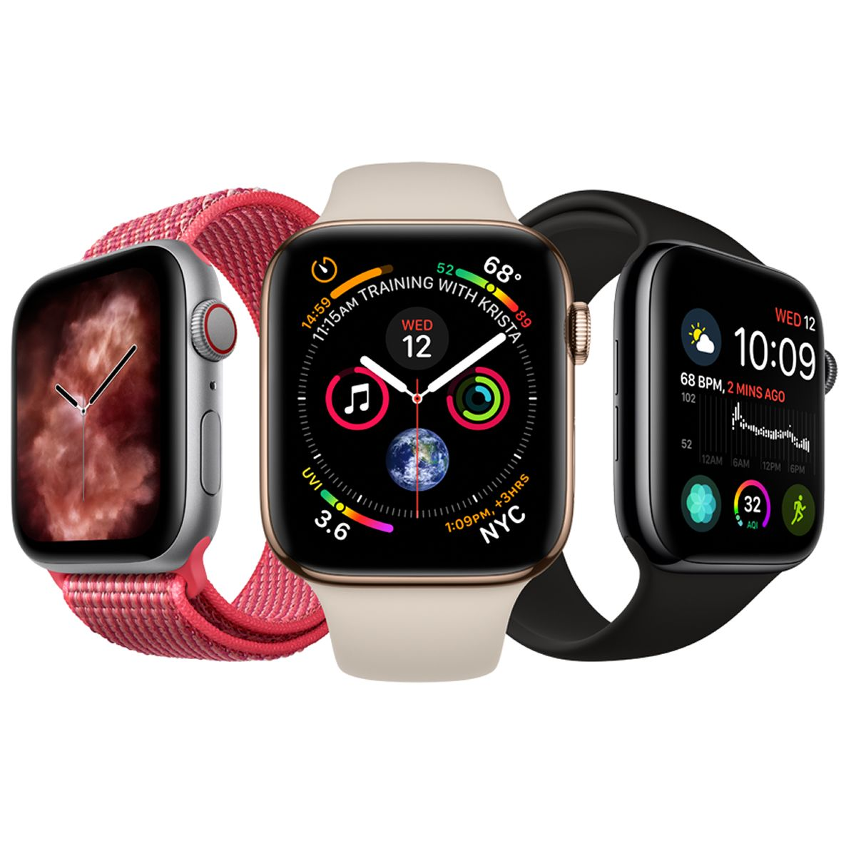 apple watch series 4 gps vs cellular