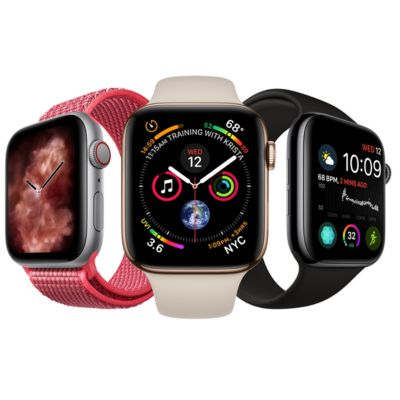 Apple watch 4 gps cellular 44