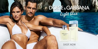 Dolce and Gabbana light blue, Shop Now