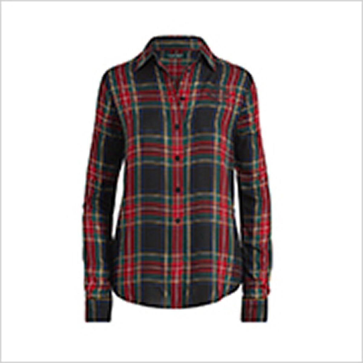 49c773bf Lauren Ralph Lauren Plus Size Tops - Macy's