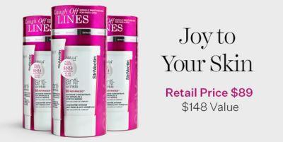 Joy to Your Skin, Retail Price $89, $148 Value
