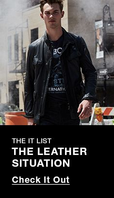 The it List The Leather Situation, Check it Out