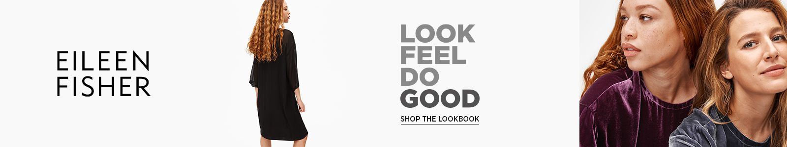 Eileen Fisher, Look Feel do Good, Shop The Lookbook