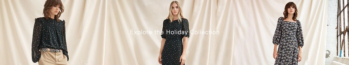 Explore the Holiday Collection