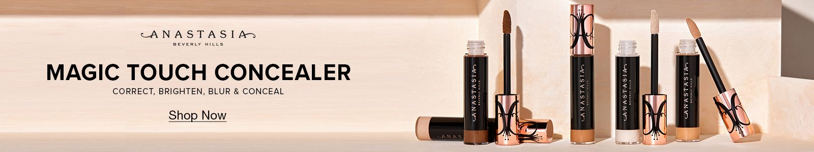 Anastasia, Magic Touch Concealer, Shop Now