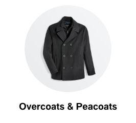 Overcoats and Peacoats