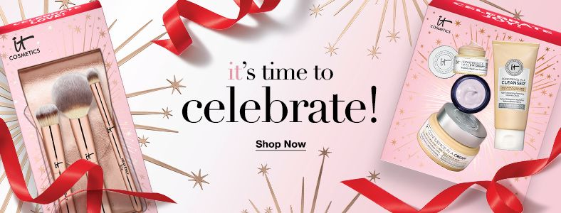 it's time to celebrate! Shop Now