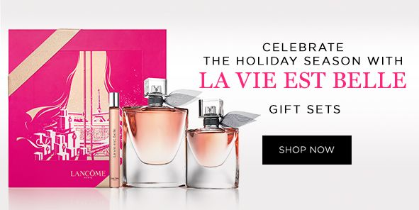Celebrate the Holiday Season With, la vie est Belle, Gift Sets, Shop Now