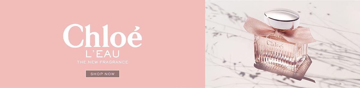 Chloe, L'eau, the new Fragrance, Shop Now