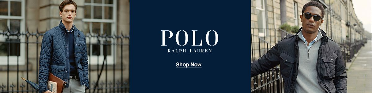 Polo Ralph Lauren, Shop Now