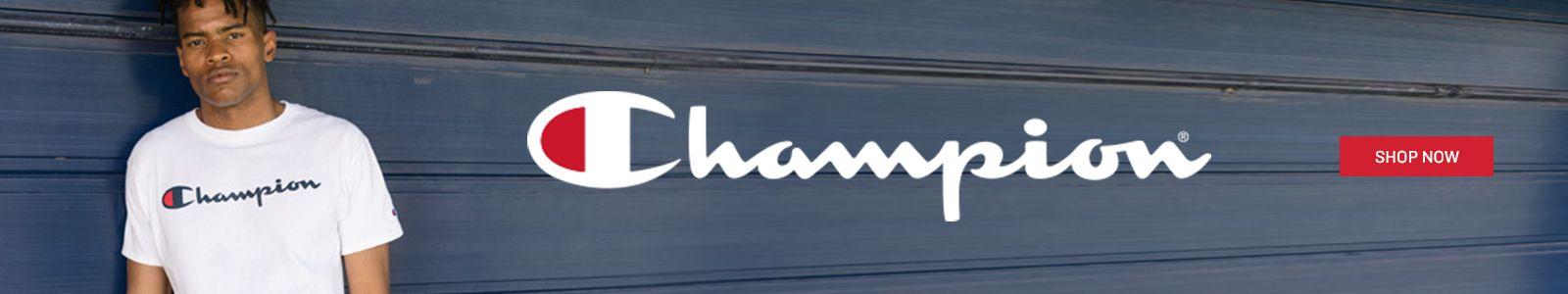 Champion, Shop Now
