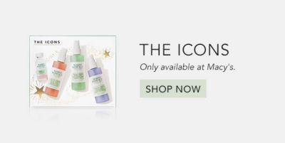 The Icons Only available at Macy's, Shop Now