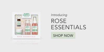 Introducing Rose Essentials, Shop Now