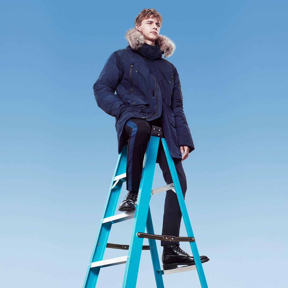 db60c8da Calvin Klein Mens Jackets & Coats - Macy's