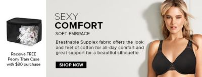Sexy Comfort Soft Embrace, Shop Now