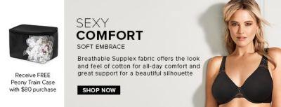 Sexy Comfort Soft Embrace, Shop Now