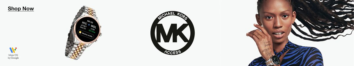 Shop Now, Michael Kors Access