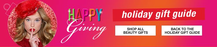 Happy Giving, Holiday Gift Guide, Shop All Beauty Gifts, Back to the Holiday Gift Guide