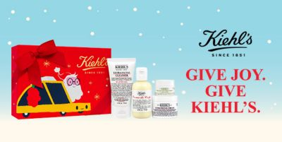 Kiehl's Since 1851, Give Joy Give Kiehl's