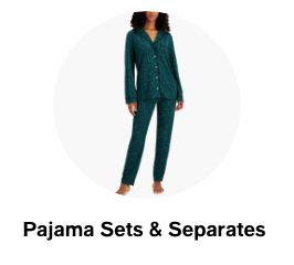 Pajama Sets and Separates