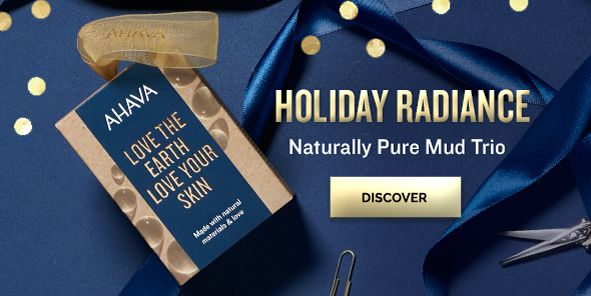 Holiday Radiance, Naturally Pure Mud Trio, Discover
