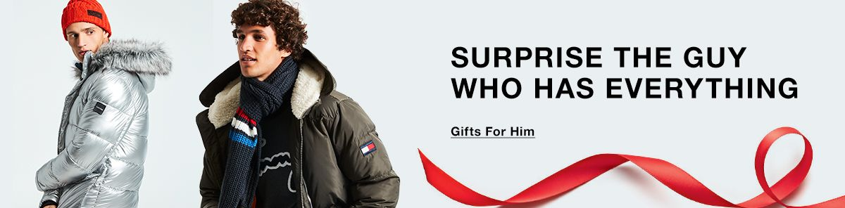 Surprise the Guy Who has Everything, Gifts for Him