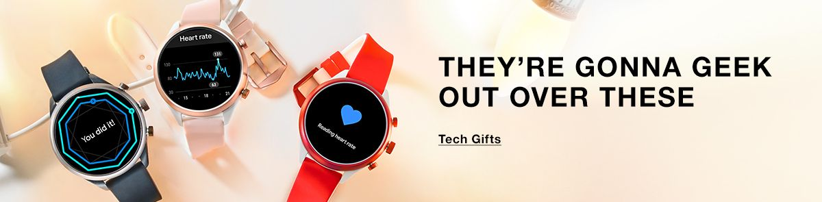 They're Gonna Geek Out Over These, Tech Gifts