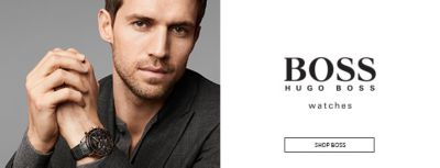 Boss, Hugo Boss, watches, Shop Boss