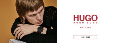 Hugo, Hugo Boss, Watches, Shop Hugo