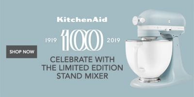 Kitchen Aid, Celebrate With The Limited Edition Stand Mixer, Shop Now