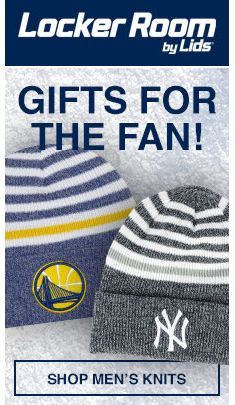 Locker Room by Lids, Gifts For The Fan! Shop Men's Knits