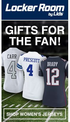 Locker Room by Lids, Gifts For The Fan! Shop Women's Jerseys