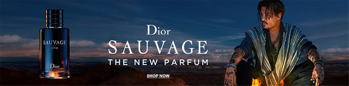 Dior Sauvage, The New Parfum, Shop Now