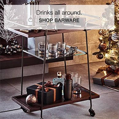 Drinks all around, Shop Barware