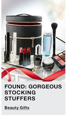 Found: Gorgeous Stocking Stuffers, Beauty Gifts