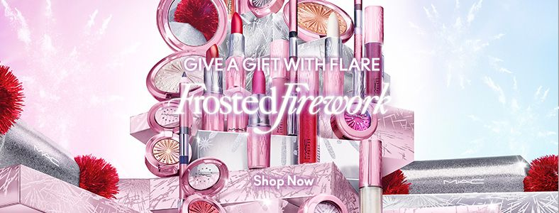 Give a gift with flare, Frosted Firework, Shop Now