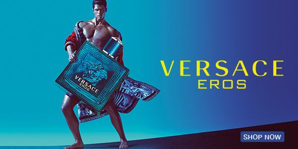 Versace Eros, Shop Now