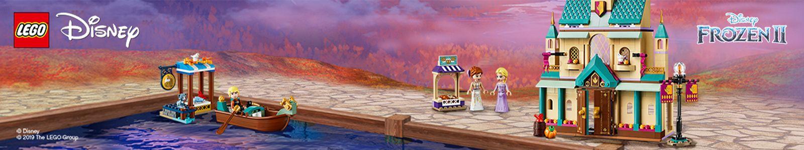 Lego, Disney, Frozen II
