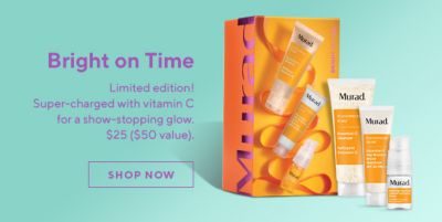 Bright on Time, Limited edition! Shop Now