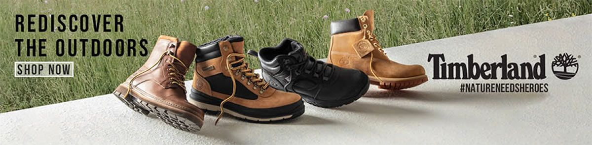 Rediscover The Outdoor, Shop Now