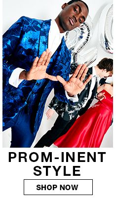 4beb986a37 Prom Suits   Tuxedos for Men - Macy s