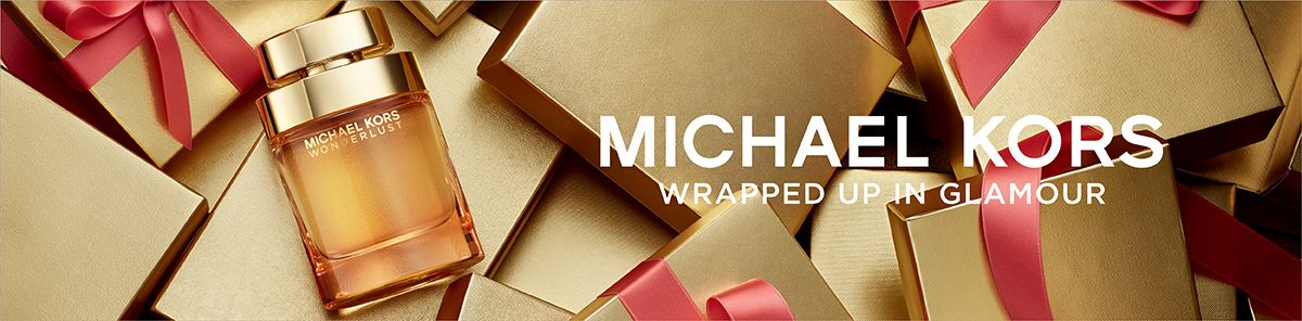 Michael Kors, Wrapped Up In Glamour