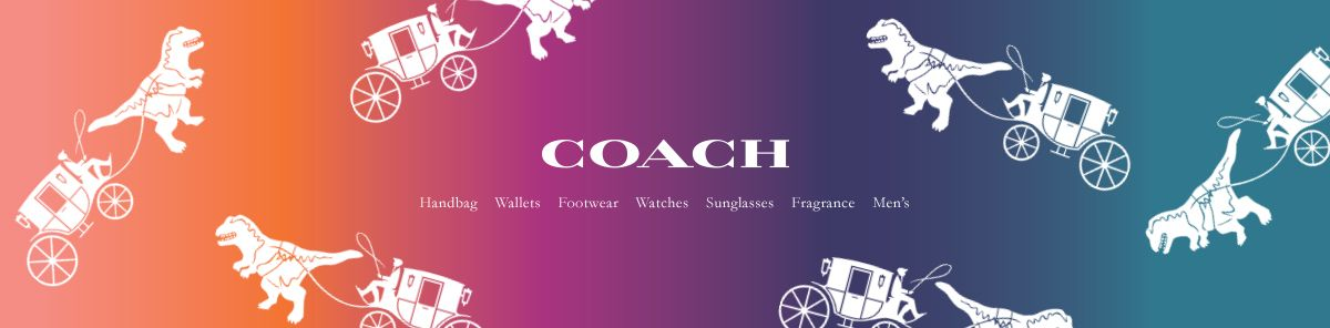 Coach, Handbag, Wallets, Footwear, Watches, Sunglasses, Fragrance, Men's
