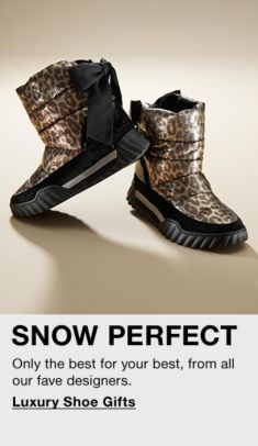 Show Perfect, Only the best for you best, from all our fave designers, Luxury shoe Gifts