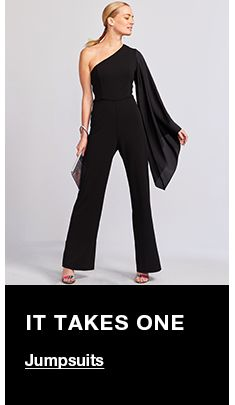 It Takes One, Jumpsuits