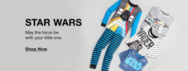 Star Wars, May the force be with your little one, Shop Now